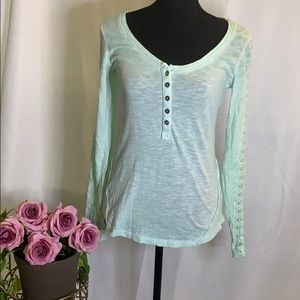 Free people long sleeve | Size S